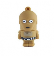 USB Flash 2.0 8GB C-3PO Star Wars