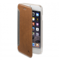 4Smarts Noord Book - Θήκη Iphone 6/6s brown - Πορτοφόλι