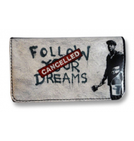 Θήκη Καπνού Follow Your Dreams/Cancelled