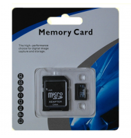 Memory Card MicroSD HC10/4GB Class 10 SD Adapter Oem