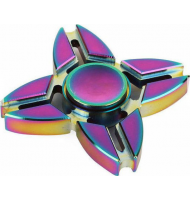 Αντι Στρες Fidget Spinner Quad Colorful 4 Minutes