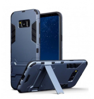 Terrapin Ανθεκτική Θήκη με Stand Samsung Galaxy S8 Plus - Dark Blue (131-002-051)