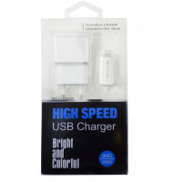 Φορτιστής Σπιτιού Wall Adapter Newtop Iphone Lightning