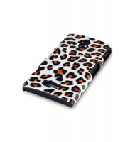Leopard Θήκη Sony Xperia P by Covert (133-005-013)