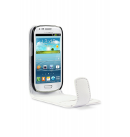 Θήκη Samsung Galaxy S3 Mini - Πορτοφόλι by Qubits (117-002-470)