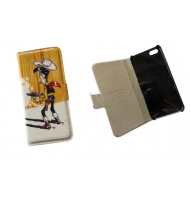 Θήκη για iphone 5 Lucky Luke Tfar