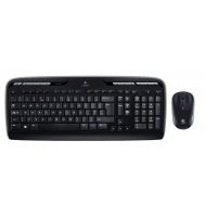 LOGITECH Keyboard/Mouse Wireless MK330