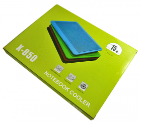 Notebook Cooler X-850