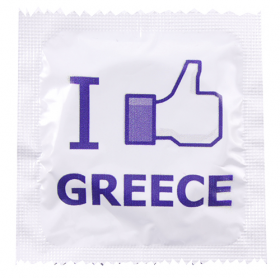 Προφυλακτικά Funny Condoms Greek Souvenirs Callvin