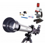 Akor Telescope 20-40-60x και Microscope 100-200-450x MS883