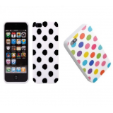 Θήκη iPhone 5 with dots oem