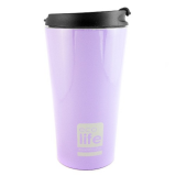 Ecolife Coffee Thermos Cup Lilac 370ml