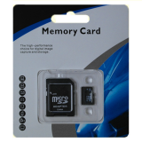 Memory Card MicroSD HC10/16GB Class 10 SD Adapter Oem