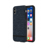 Incipio Case Esquire Series iPhone X/Xs - Blue IPH-1631-BLU