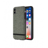 Incipio Case Esquire Series iPhone X/Xs - Forest Gray(IPH-1631-FGY)