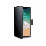Celly Wally Case iPhone X/Xs (WALLY900) - BLACK