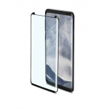 Celly Tempered Glass Samsung Galaxy S9 - Black