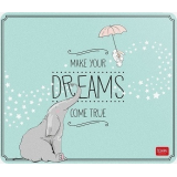 Legami Μousepad Make Your Dreams Come True