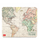 Legami Mousepad Travel