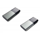 Viaking Power Bank 12800mAh Two Colors