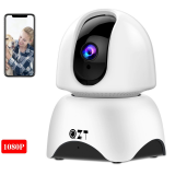 Ρομποτική Κάμερα IP 1080p Wifi Smart Net IP Camera Night Vision