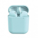 Ασύρματα Ακουστικά I12 TWS Touch Bluetooth 5.0 Version - Light Blue
