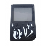 Andowl Black Retro Portable Mini Game Console 8-Bit 3.0 Inch Kids Game Player 400 Games