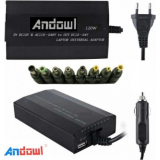 Andowl Universal notebook adapter Home-Car 120W Q-A23
