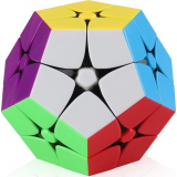 Fanxin Megaminx Κύβος Magic Puzzle Plastic ABS 2x2x2