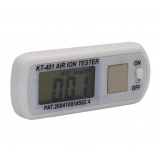 KT-401 Mini Air Ion Tester Counter with LCD Display High Concentration of +/- Air Ion