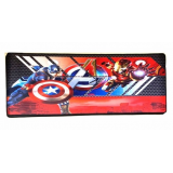 Gaming Mouse Pad Large 80x30 cm Iron Man & Captain America