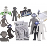 Φως Διαβάσματος Led Reading Light - Stand Men Body 2 in 1