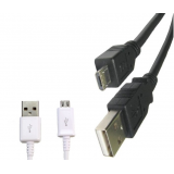 Male Micro Usb 1.5 m To Male Usb 2.0 Data Cable Oem 3240