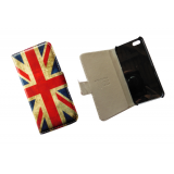 Slim flip θήκη για iphone 5 Great Britain Tfar