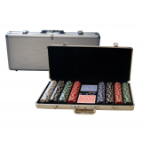 Poker chips set 400