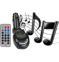 Car MP3 Player FM Transmitter