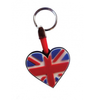 Μπρελόκ Heart Great Britain