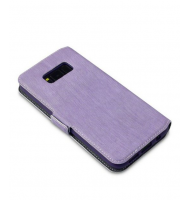Terrapin Θήκη - Πορτοφόλι Samsung Galaxy S8 Plus - Purple (117-002-960)