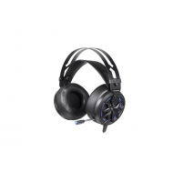 Motospeed Gaming PC Ακουστικά Κεφαλής Surround Sound Motospeed H60