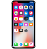 Apple iPhone X (256GB) Silver EU