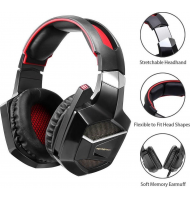 Motospeed Gaming PC Ακουστικά Κεφαλής Wired Gaming Headset Motospeed H12