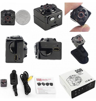 Mini DV Camera Full HD 12MP Με Ανίχνευση Κινήσης SQ8 SPY CAM OEM