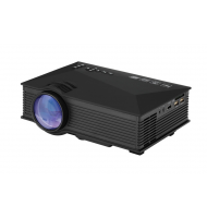 Mini Projector UC46 - 1200lumens - Led projector - AIRPLAY - DLNA
