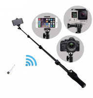 Μακρύ Selfie Stick Με Bluetooth Yunfeng 1288