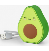 Power bank Legami 2600mAh - Avocado
