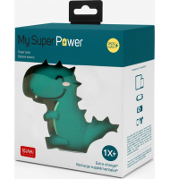 Power bank Legami 2600mAh - Dinosaur Δεινόσαυρος