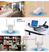 Andowl Wireless-N Mini Router - Repeater Q-A225