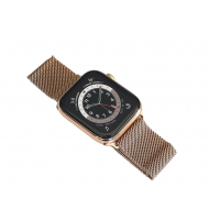 Andowl GT8 Smartwatch With Gps Motion Track Gold