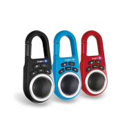 Ion Audio - Ηχείο Bluetooth Clipster