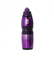 Ecolife Purple Thermos Bottle 400ml